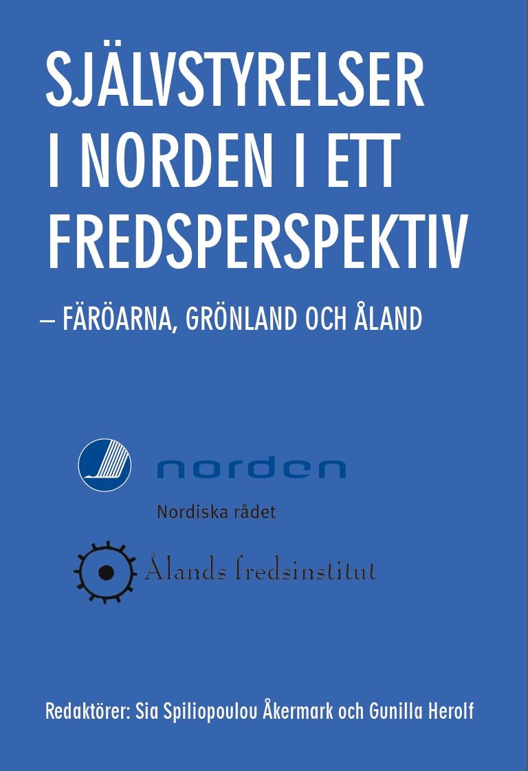 Nordiska sjalvstyrelser omslag