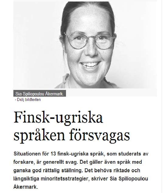 upsala tidning