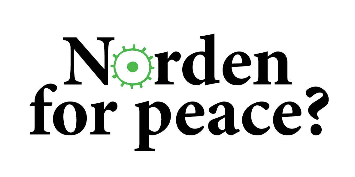 Nordenforpeace logo stor