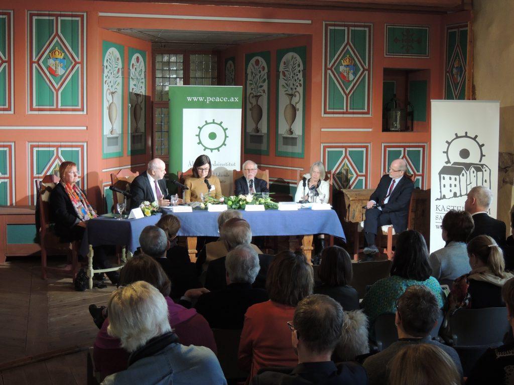 Panel Kastelholm2018