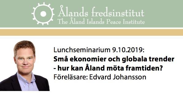 FB Lunchseminarium 9.10.2019