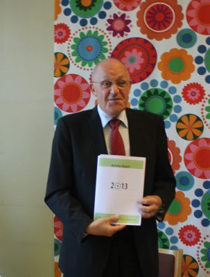 Israeli ambassador 2014