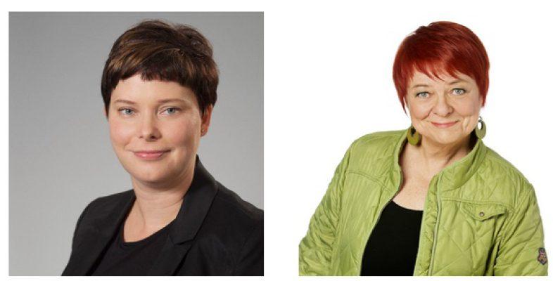 Katja och Tarja