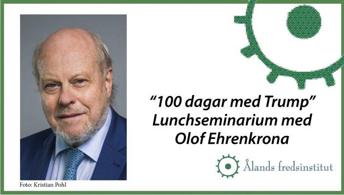 Lunchseminarium Ehrenkrona