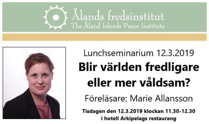 Marie Allansson