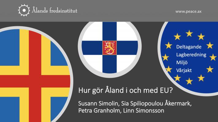 Slutseminarium EU-projekt